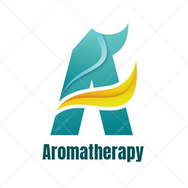 Aromatherapy Logo Logo Is Us