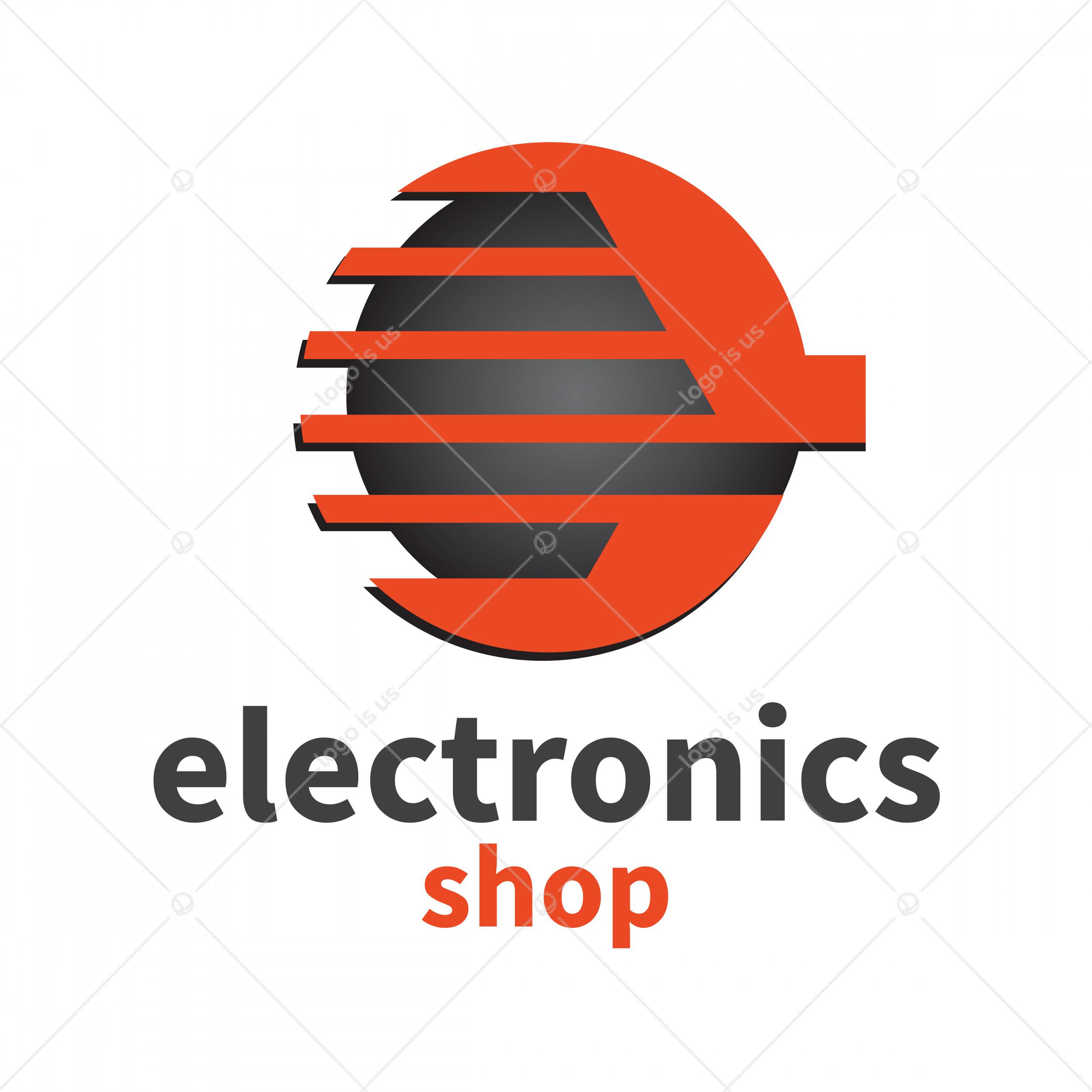Electronics Shop Logo - Logo Is Us